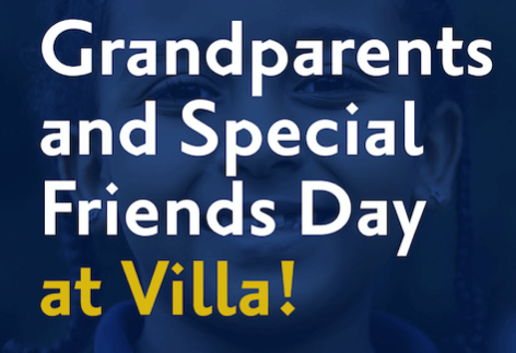 Register for Grandparent & Special Friends Day